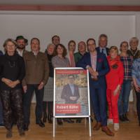 Kandidaten*innen der SPD Bad Wiessee